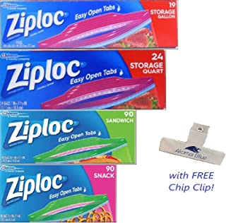 Best ziploc bags variety pack Reviews