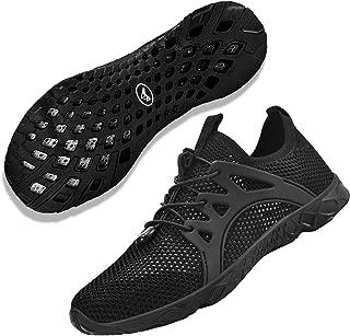 Women's Quick Drying Aqua Water Shoes Casual Athletic Walking Shoes