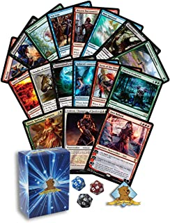 500 Magic The Gathering Cards Lot! Featuring Rares! 1 Planeswalker! 1 Spindown! Includes Golden Groundhog Storage Box!