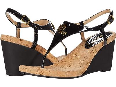 LAUREN Ralph Lauren Jeannie Wedge Sandal