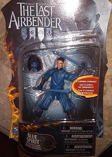 """The Last Airbender 3-3/4""""  Figures Blue Spirit V2"""