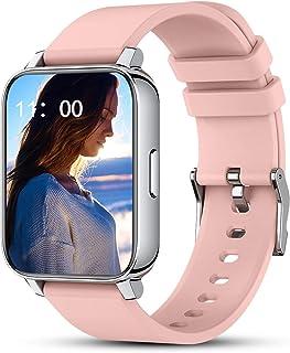 Smart Watch Fitness Tracker for Men Women, 1.69