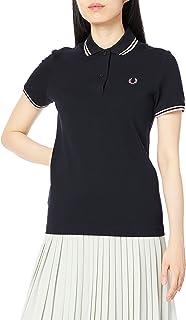 [フレッドペリー] ポロシャツ TWIN TIPPED FRED PERRY SHIRT レディース