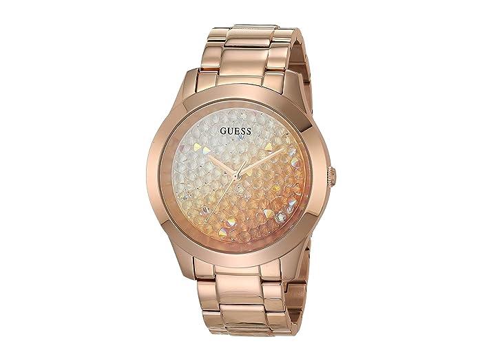 GUESS  GW0020L3 (Rose Gold-Tone/Bronze) Watches