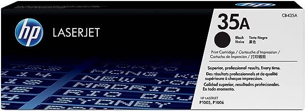 HP 35A | CB435A | Toner Cartridge | Black