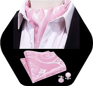 light pink cravat
