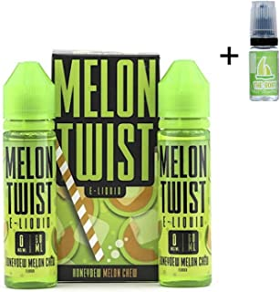 E Liquid Melon Twist Honeydew Chew 50ml (Pack 2 unidades - 100ml) - 70vg