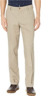 Docker's Men's Straight Fit Signature Khaki Lux Cotton Stretch Pant