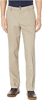 Docker's Men's Straight Fit Signature Khaki Lux Cotton Stretch Pant