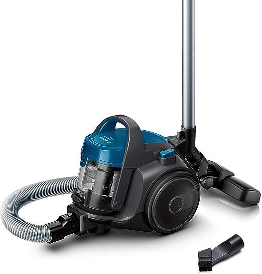Bosch BGC05A220A Clean´n - Aspiradora sin bolsa (ahorro de espacio, vaciado fácil, muy ligera, 700 W), color gris: Amazon.es: Hogar
