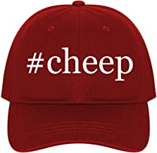The Town Butler #Cheep - A Nice Comfortable Adjustable Hashtag Dad Hat Cap