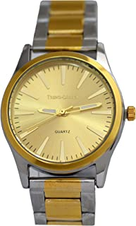 TREND DESIGN Casual Watch For Men Analog Stainless Steel - TD3