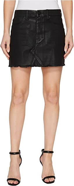 Blank NYC - Mini Skirt in Black Jack