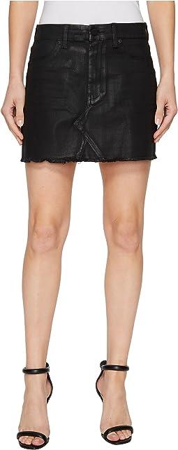 Blank NYC - Mini Skirt in Black Jack