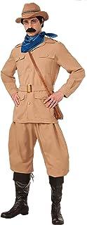 Forum Novelties Men's Theodore Roosevelt XL Deluxe Costume