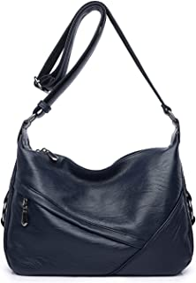 Best navy blue and tan purse Reviews
