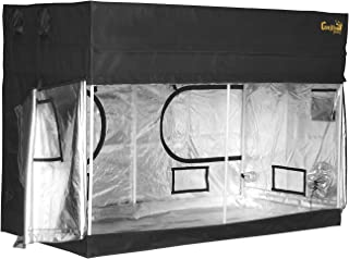 Gorilla SHORTY Indoor 4x8 Grow Tent w/ Free 9″ Height Extension Kit