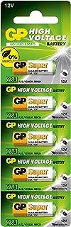 GP Super 23A 12V High Voltage Alkaline Battery (Pack of 5)