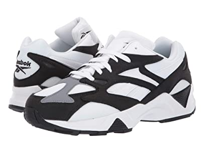 Reebok Lifestyle Aztrek 96 (White/Pantone/Pantone) Athletic Shoes