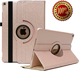 """iPad Air (3rd Gen) 10.5"""" 2019 / iPad Pro 10.5"""" 2017 Case,360 Degree Rotating Stand Smart Case Protective Cover with Auto Wake Up/Sleep Feature Cover for (A2152/A2123/A2153/A2154 / A1701/A1709)"""
