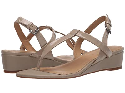 Splendid Avalon (Beige Wrinkle Patent) Women