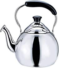 Home Fashion Whistle Kettle Induction Cooker General Kitchenware 3L Stainless Steel Kettle kettlebell (Maat: 3L)