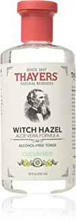 Thayers - Witch Hazel with Aloe Vera Alcohol-Free Toner Cucumber - 12 oz.