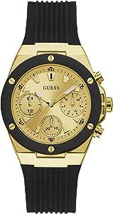 Guess Reloj Deportivo de Silicona de 39 mm