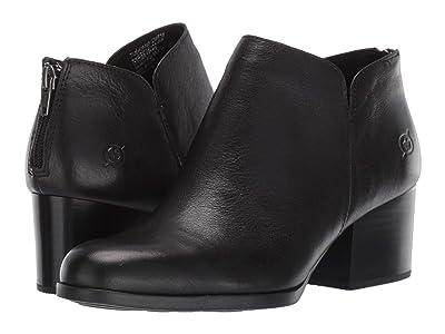 Born Aare (Black Full Grain Leather) Women