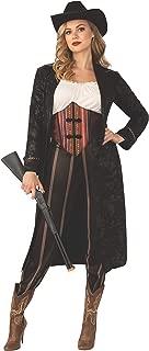 Rubies Cowgirl Womens Adult Gun Slinger Costume