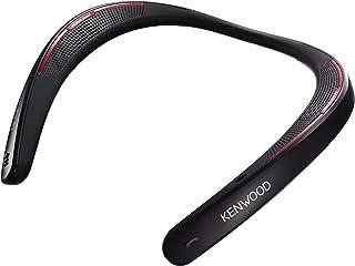 KENWOOD(ケンウッド) ウェアラブルネックスピーカー ワイヤレススピーカー(ブラック) CAX-NS1BT-B JVC KENWOOD