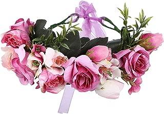 Best flower girl wreath uk Reviews