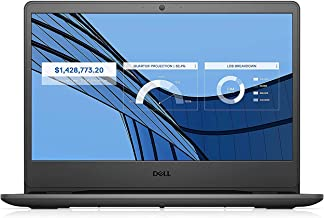 Dell Vostro 3401 14inch FHD AG Display Laptop (10th gen i3-1005G1 / 4GB / 1TB + 256GB SSD / Integrated Graphics / 1 yr NBD...