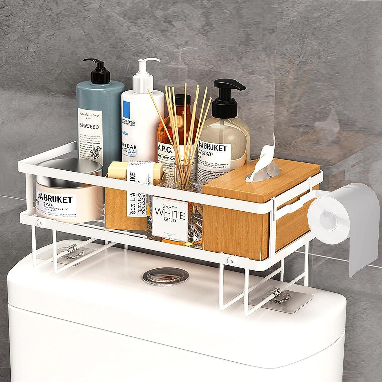 Over Toilet Storage Shelf Super sale period limited Cheap mail order sales Fr Bathroom Rack