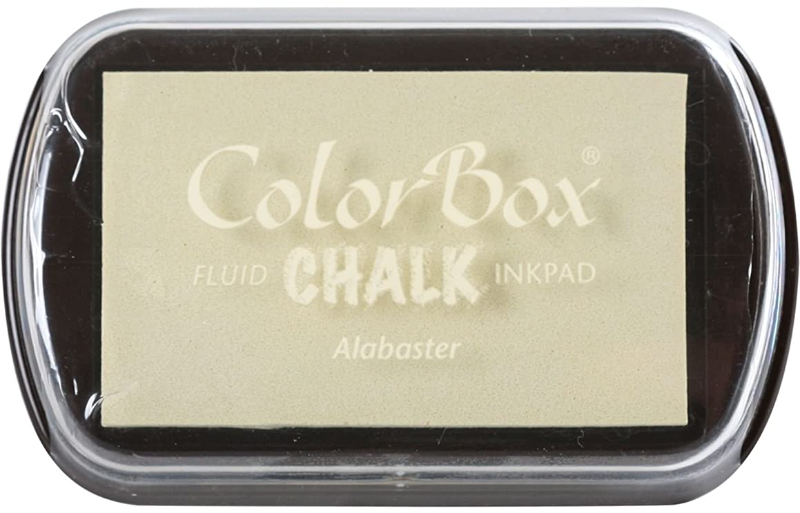 ColorBox Full Size Chalk Pastels, Alabaster