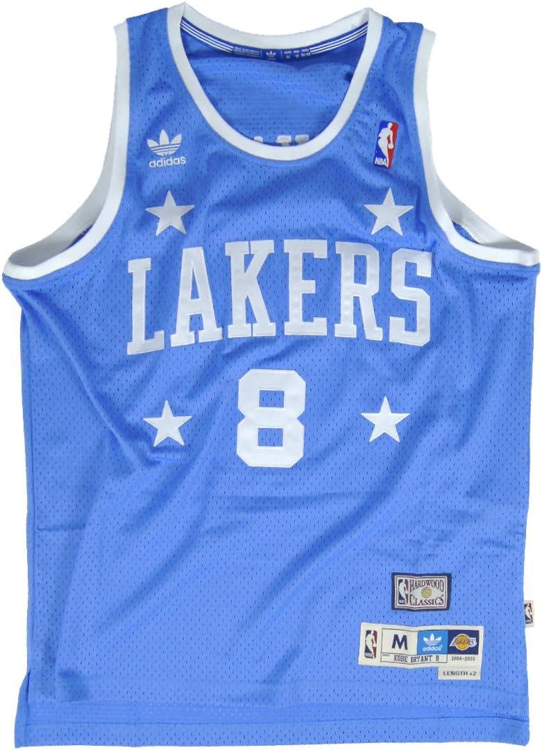 adidas Los Angeles Lakers Kobe Bryant #8 Hardwood Classics Soul ...
