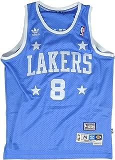 adidas Los Angeles Lakers Kobe Bryant #8 Hardwood Classics Soul Swingman Youth Jersey - Blue