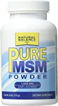 Natural Balance Puremsm Fine Powder 1000 Mg Supplements, 4 Ounce