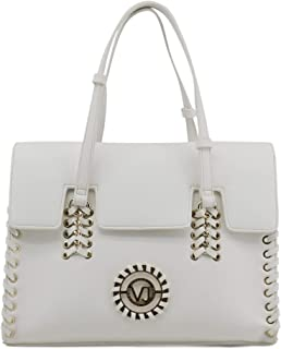 Versace Jeans - E1VRBBI6 70043 Women's Satchel Bag - White