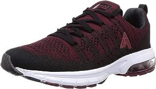 ACTION Men's Atg-67-Maroon-Black_9 Maroon Trekking Shoes-9 UK (43 EU) (ATG-67-MAROON-BLACK)