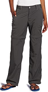 """Women's Sierra Point 31"""" Inseam Convertible Pants - Extended Sizes"""