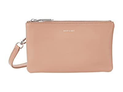 Matt & Nat Loom Triplet (Cafe) Handbags