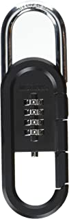 Brinks 175-40051 4 Dial Resettable Sports Combination Padlock, 40mm