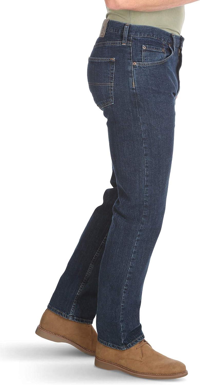 Wrangler Authentics Mens Classic 5-Pocket Regular Fit Flex Jean