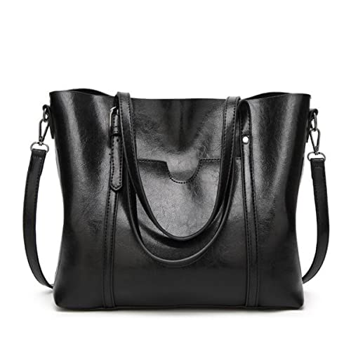 6364f6bc445b74 OURBAG Women Top Handle Satchel Handbags Shoulder Bag Tote Purse