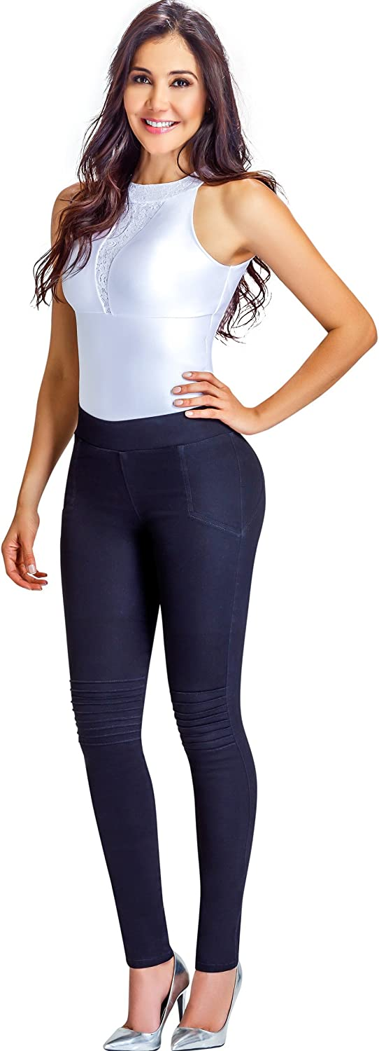 Lowla Fashion Shapewear 249365 Colombian Butt Lift Jeans Colombiano Levanta Cola