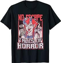 Demon shirt anime girl Tales of horror t-shirt ahegao face