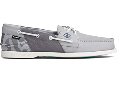 Sperry A/O 2-Eye Bionic (Grey) Men