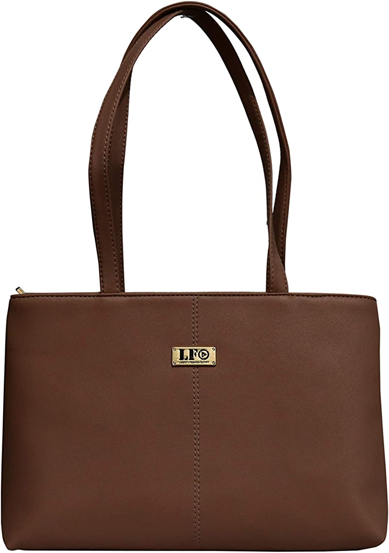 Yokami Pure Leather Mordern Look Stylish Shoulder Handbag for Women, Ladies, Girls