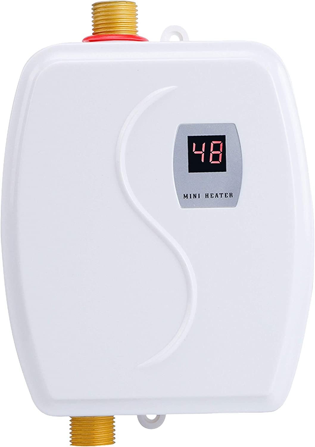 Small Water Be super welcome Heater Tankless Some reservation Electric Portable Wall